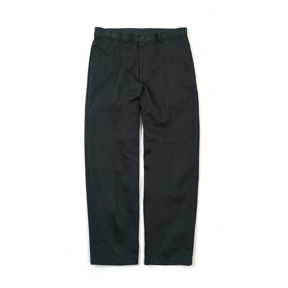 Basic Chino Pants, Charcoal