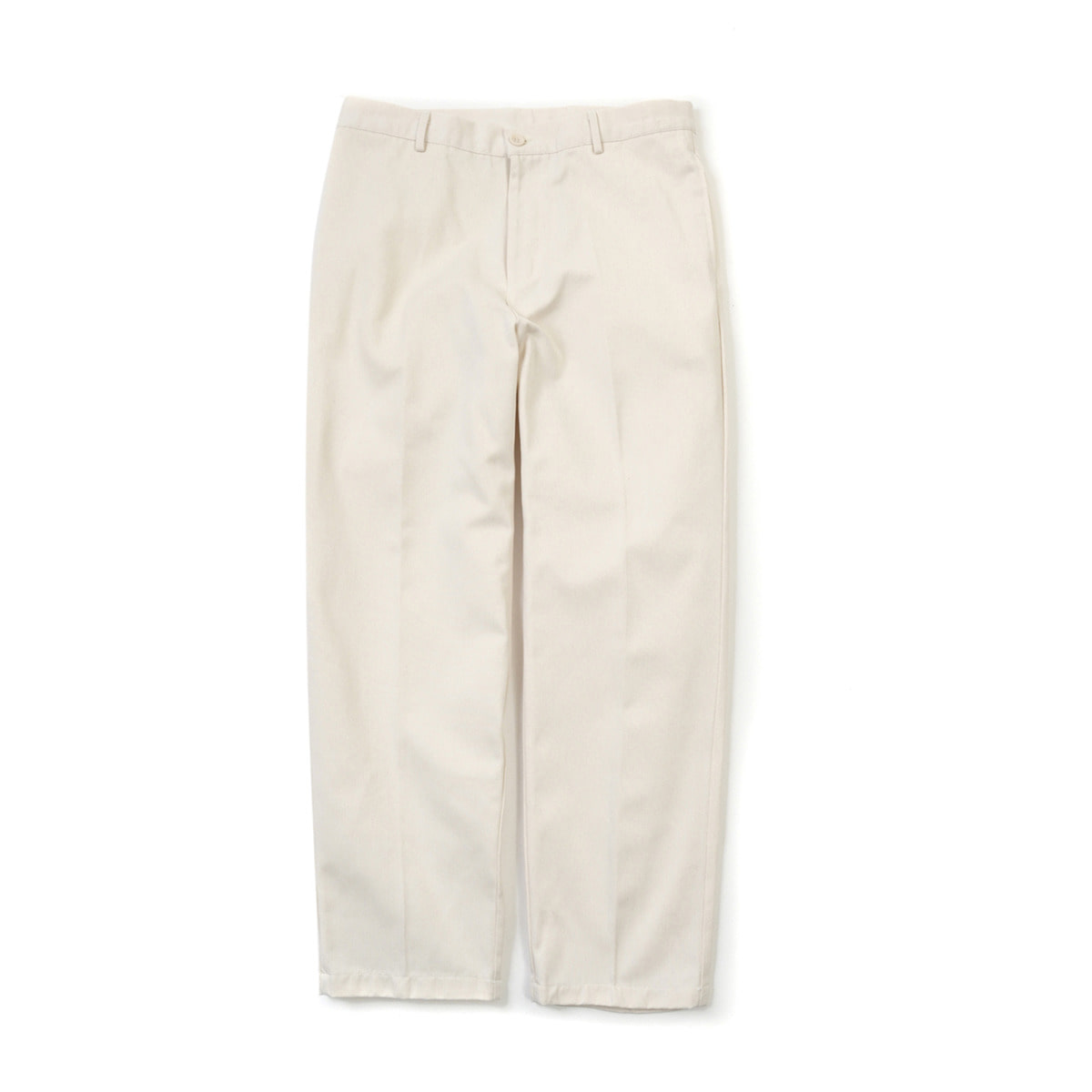 Basic Chino Pants, Ivory