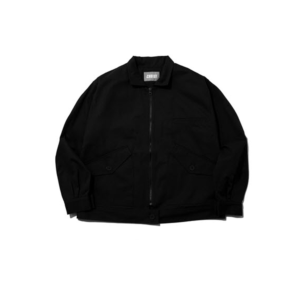 Primary Trucker Jacket, Black