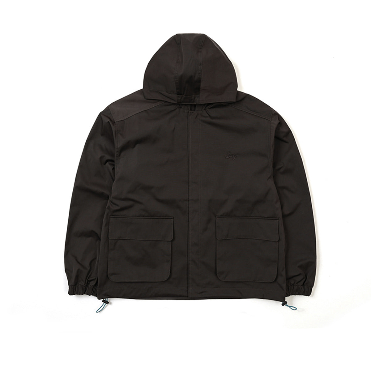 Choisi Wind Parka, Brown