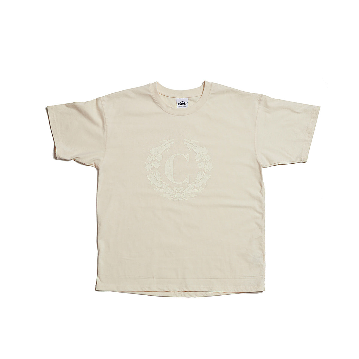 Laurel Crown Short Sleeve, Lemon