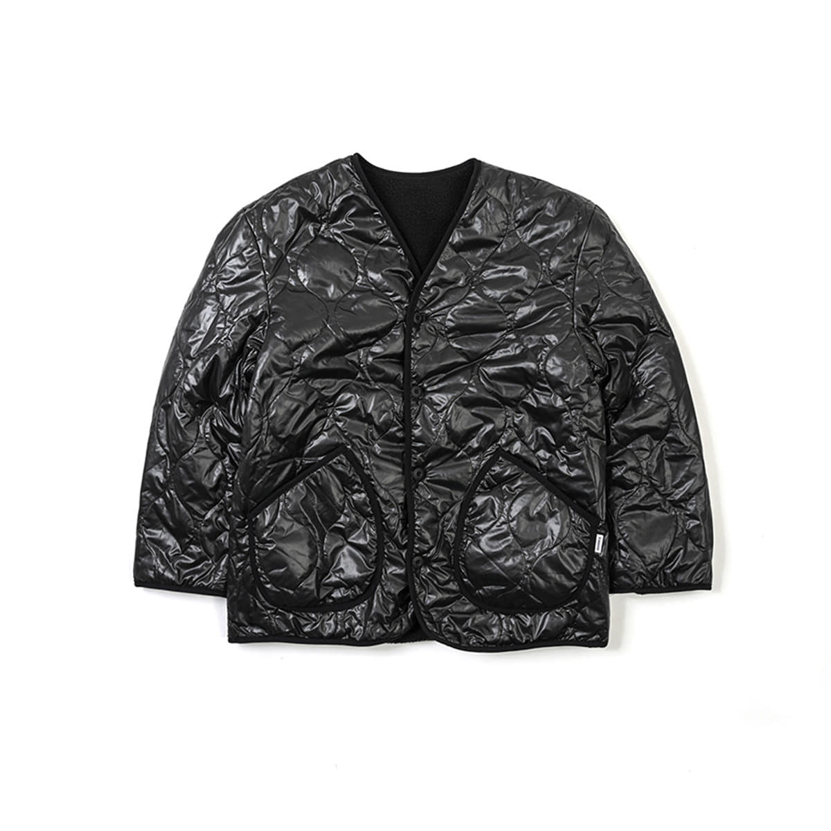 Reversible Two-Way Jacket, Black