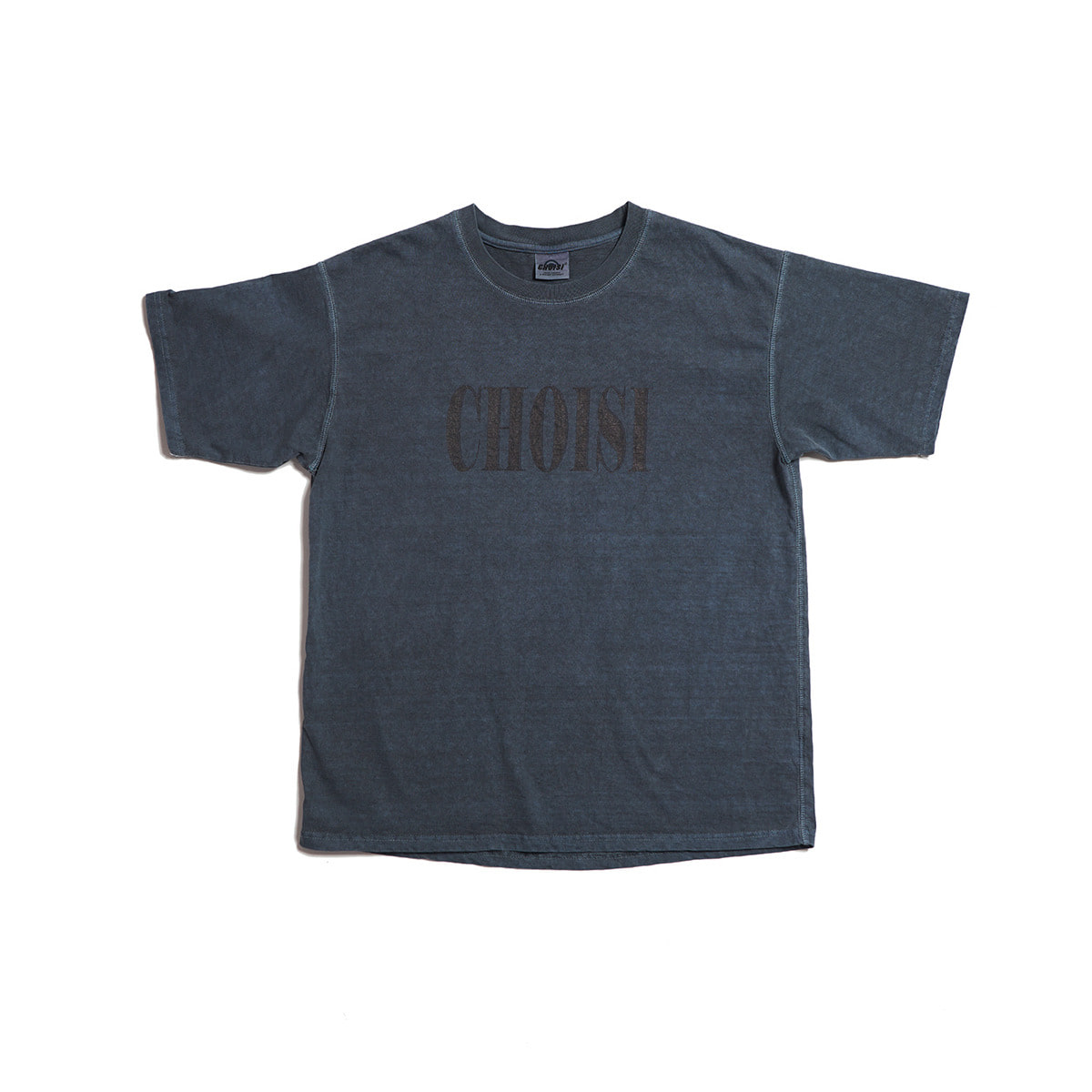 CHOISI Washing Short Sleeve, Navy
