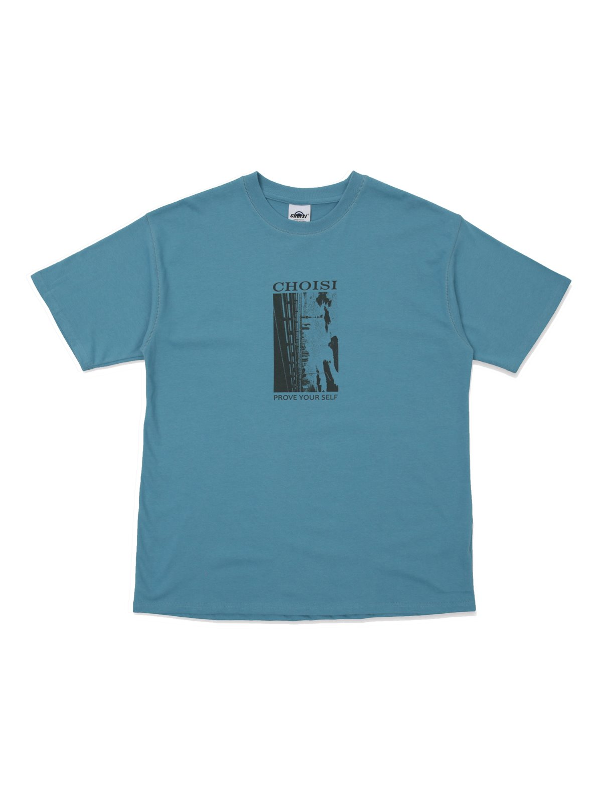 Roadway Short Sleeve,Pastel blue